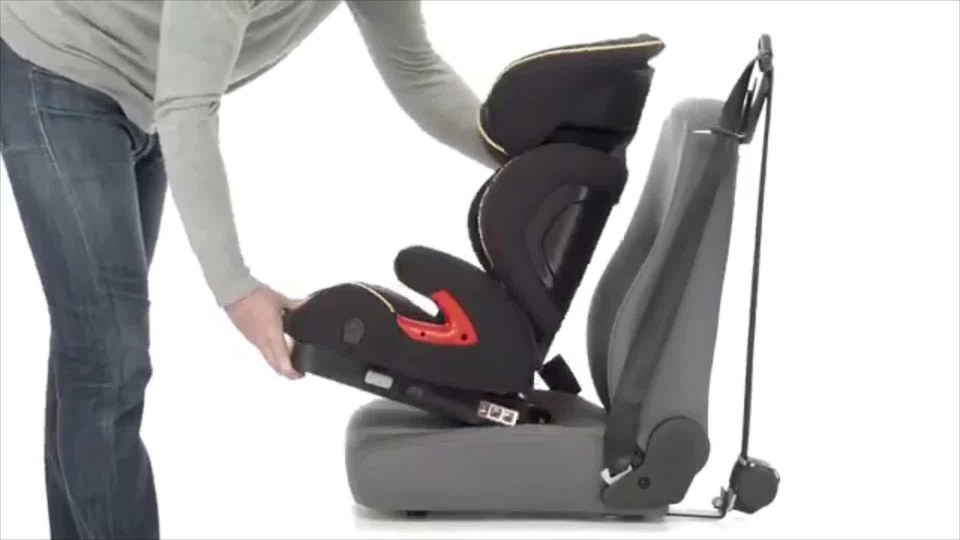 安全調節可能なベビー車のシートカバーキャノピー/360ベビー少年カーシート頭サポート/カーシートカバーベビーカーシート子供のための