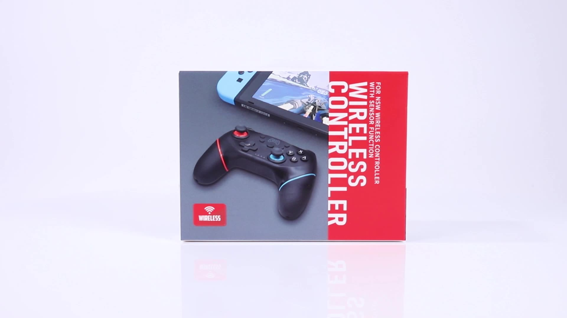 wholesale 3 in 1 gamepad For Nintendo Switch/PC/Android With Sensor Function Game controller