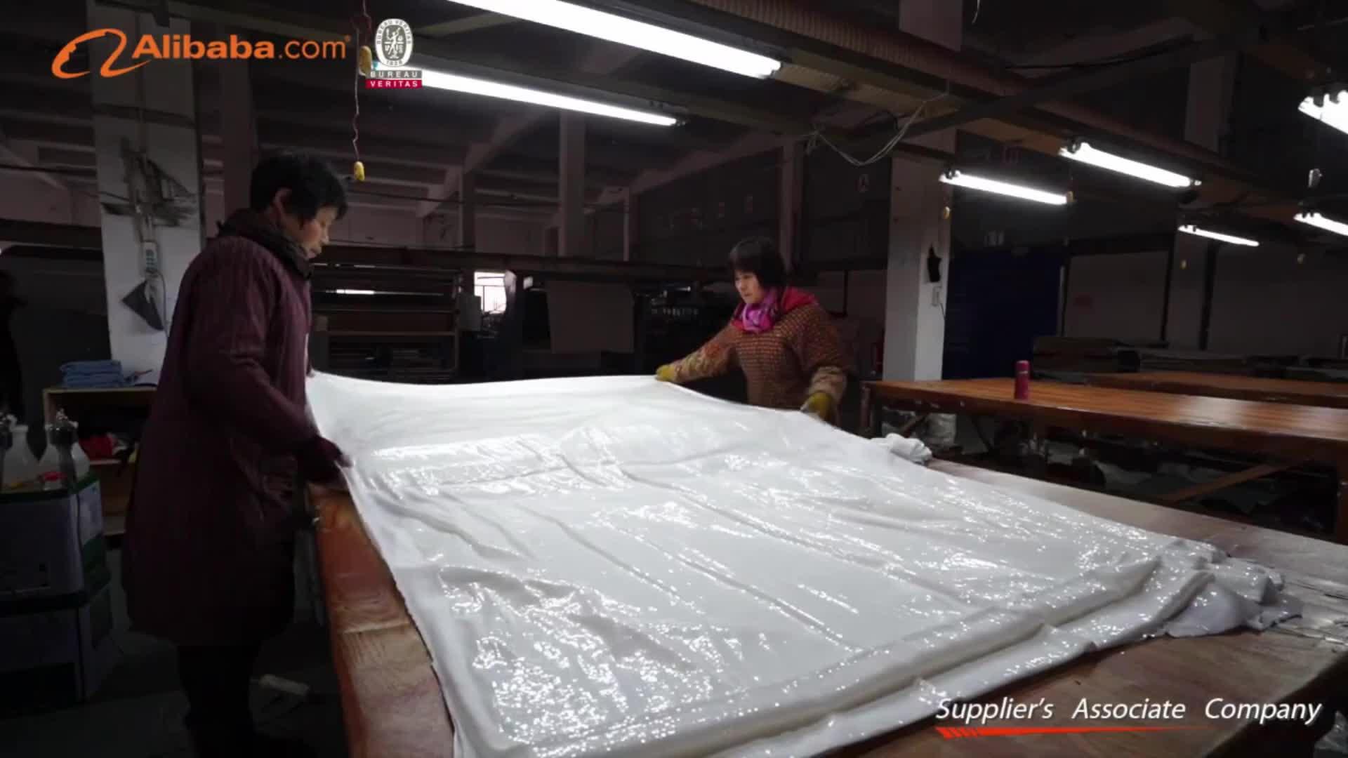 โรงงานราคาหนาตรวจสอบธรรมดาและชุดรูปแบบ jacquard ผ้ายืด
