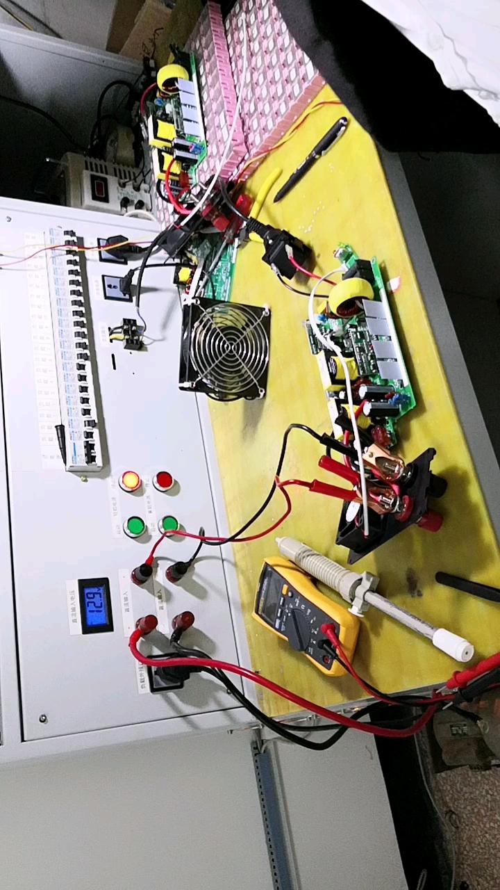 SOLIDO hybrid onda sinusoidale pura solar power inverter con 3kw 5kw regolatore di mppt funzionamento senza batteria
