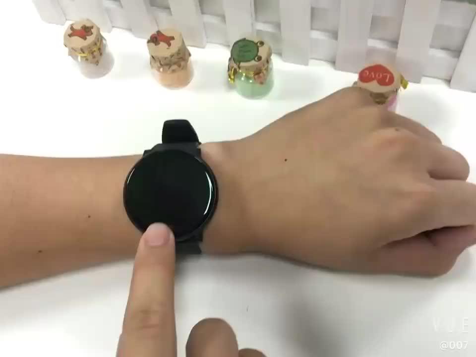 Smart Horloge 1.4 Inch Fitness Horloge Waterdicht Stappenteller Bluetooth Slimme Armband Smartwatch