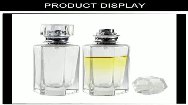 China manufacture best price glass perfume bottle 20ml