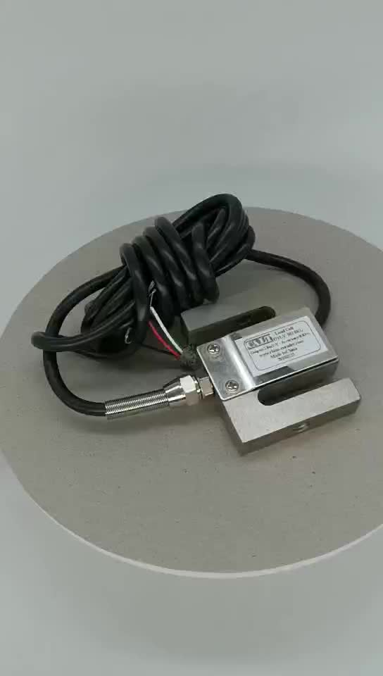 Chinese weight sensor load cell 50kg S-type for small scale