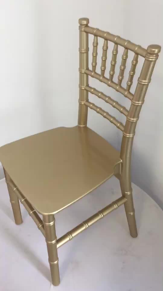 Hot Sale White Kids Tiffany Chiavari Chairs For Children