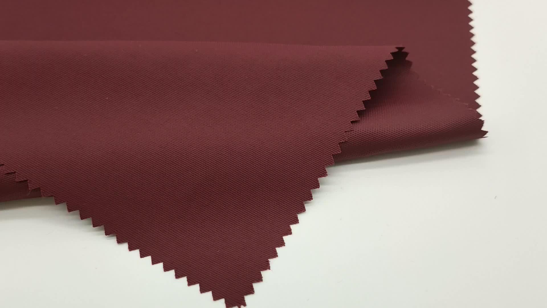 Professional hot sale 100%nylon twill taslon different types nylon fabrics comfortable waterproof breathable fabrics