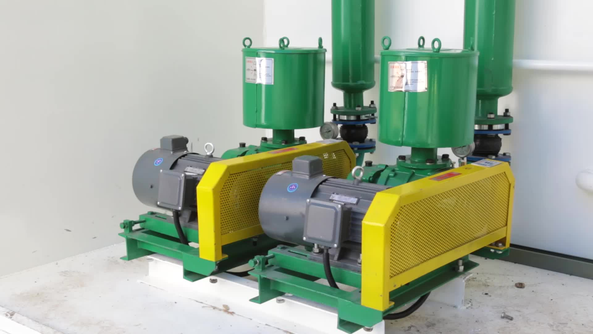 Dissolved air floatation DAF system for plastic washing wastewater clarifier machine/equipment