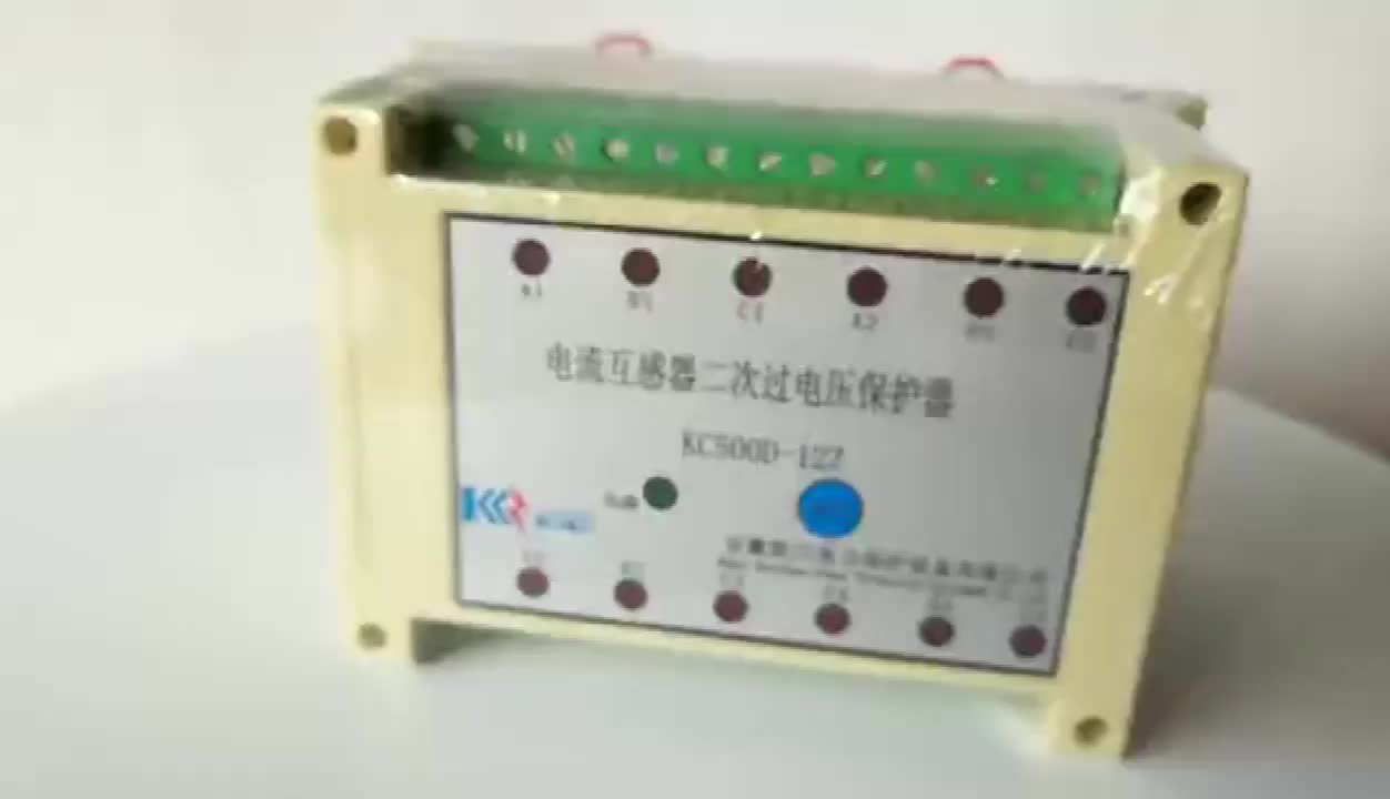 Hot Sell High Quality Current Transformer  Secondary Overvoltage Protector