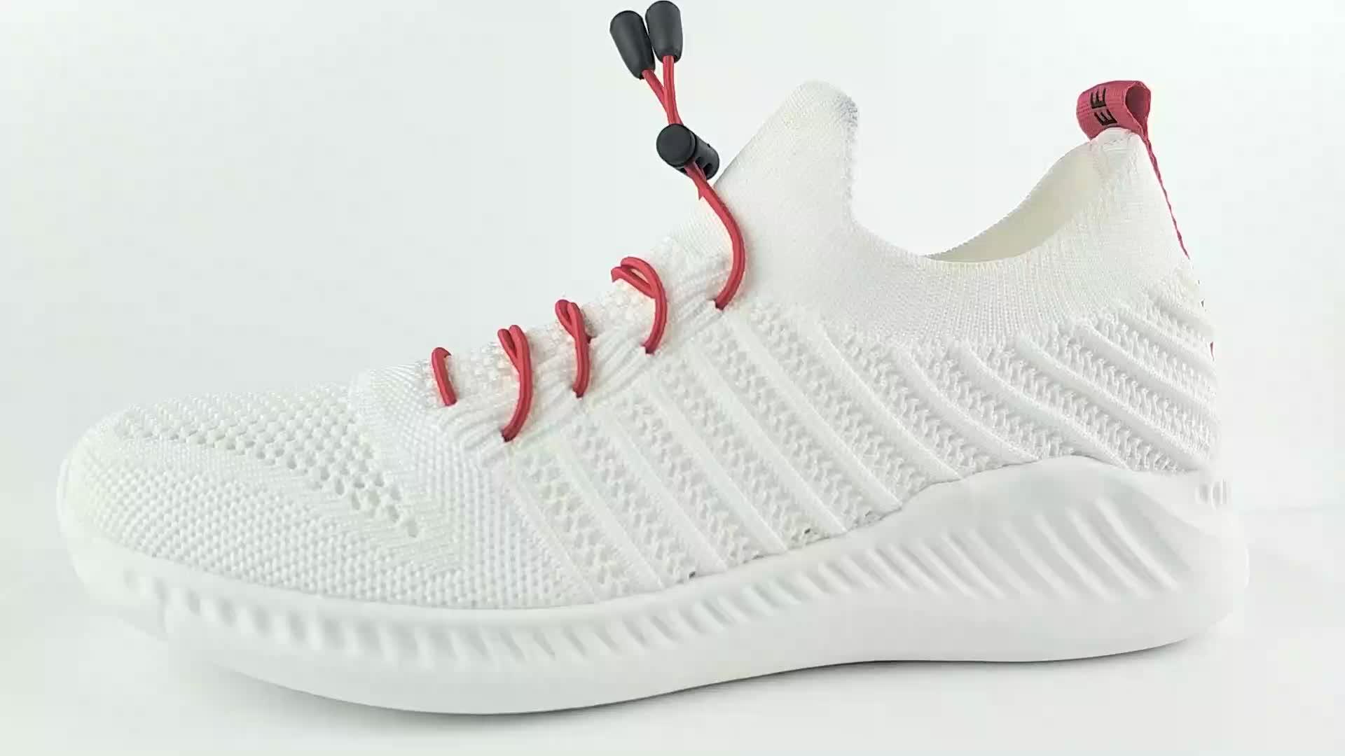 Awesome simple design wholesale best sale flat bottom cozy black leisure walking shoes sneakers men