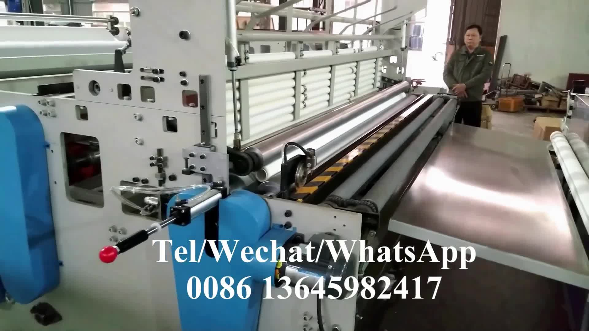High Speed Gute Qualität Core Oder Kernlosen Wc Papier Maschine
