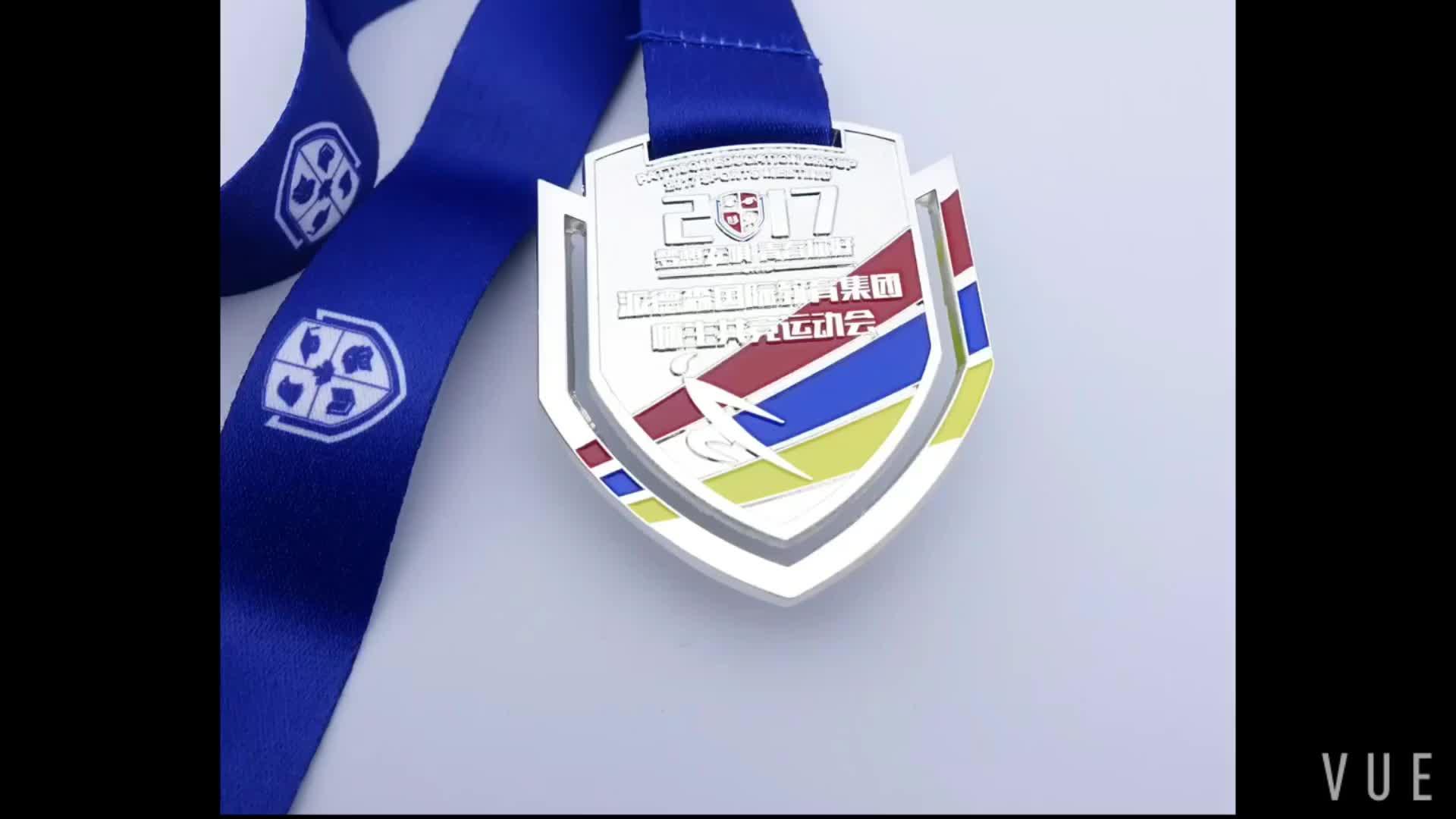 Custom di Carnevale di Halloween mezza maratona 10 k medaglia Souvenir Miracolosa honor Vacanza Medaglie di Metallo