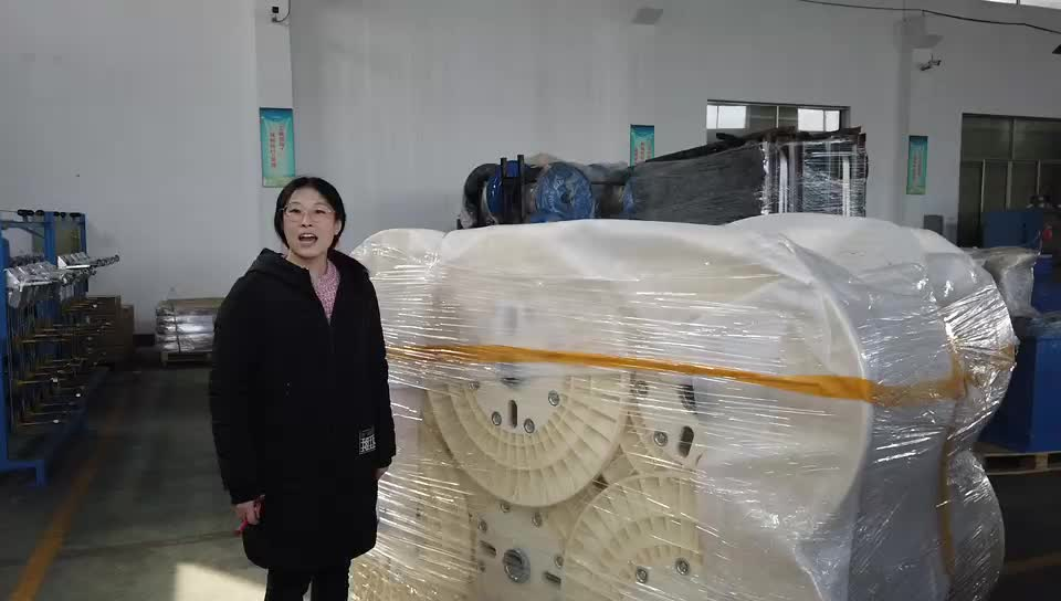 high quality 1000mm ABS plastic spool for copper wire ready to shipment