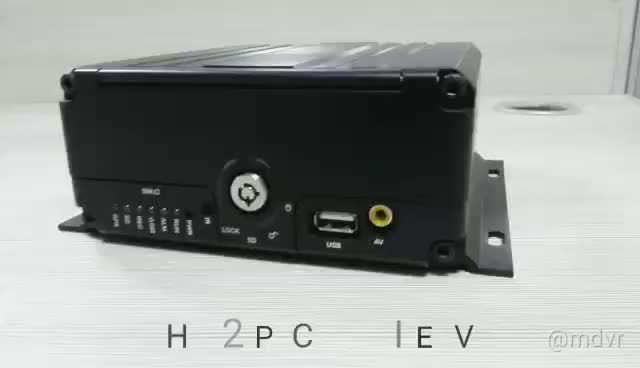 AHD 1080P H.264 Car security system 4Ch HDD gps mobile dvr vehicle dvr