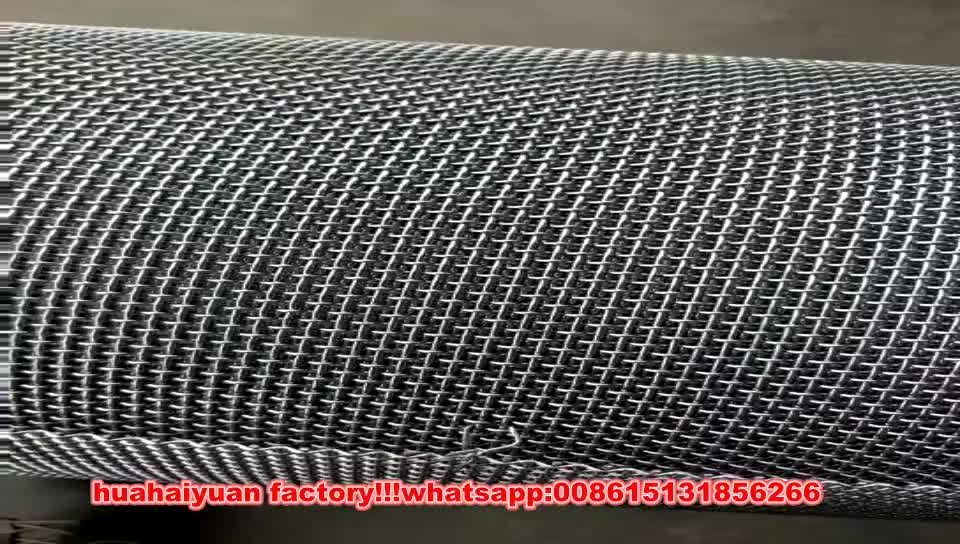 vibrating crusher mesh screen quality Competitive price customized Size screen mesh