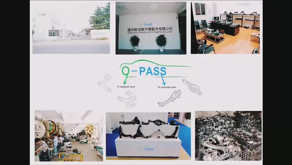Opass Phía Trước Trục Hạ Điều Khiển ARM Cho TOYOTA SCION IQ Yaris 1999- 48068-79015 Đảm Bảo Chất Lượng
