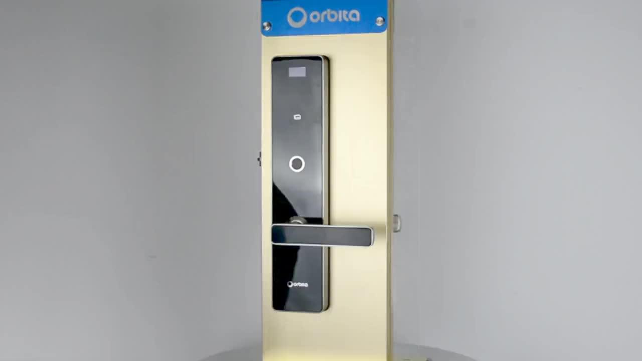 Orbita shenzhen fabrik 304 edelstahl sicherheit biometrische elektronische smart intelligente sperre
