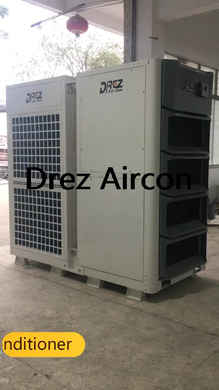 Tent Cooling System 20 Ton Air Conditioner for Outdoor Event Cooling