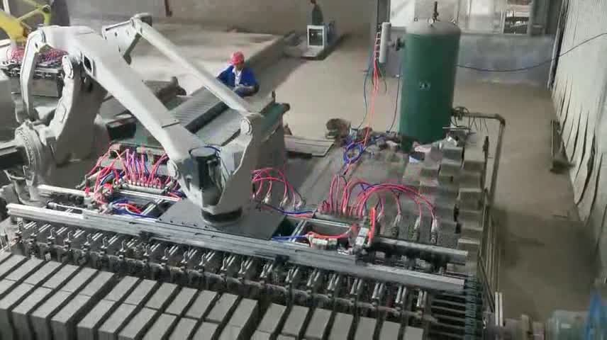 2020 Best red clay brick factory burnning oven