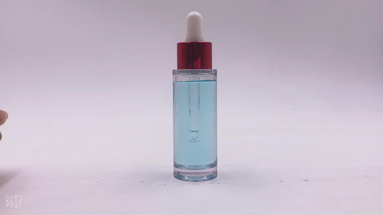 3oz Plastic dropper bottle cosmetic pet bottle