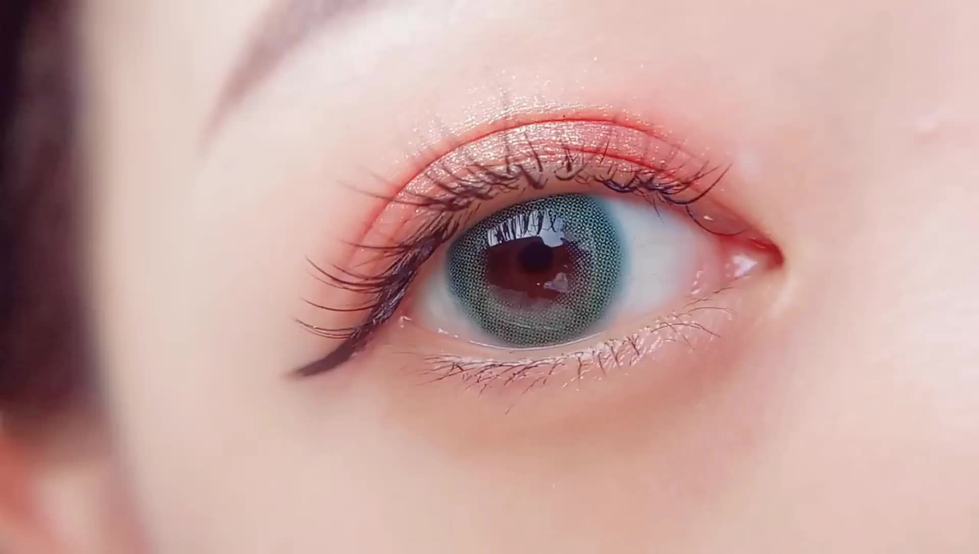 Realcon Fancy Look FA-56 HD Aurora Natural Lookning Nice Quality Color Contact Lenses With Grade