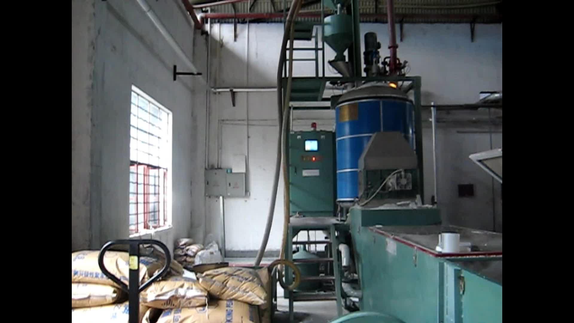 Fabrika fiyat Polistiren EPS sürekli ön genişletici köpüren makinesi