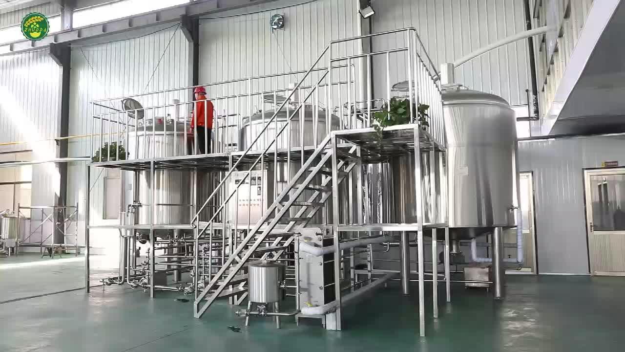 5000L Industrielle Bier Brauen Ausrüstung Preis
