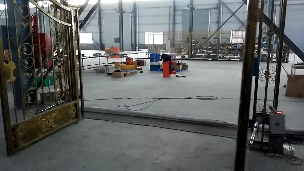 110-220VAC motor pintu garasi otomatis ayunan gerbang pembuka