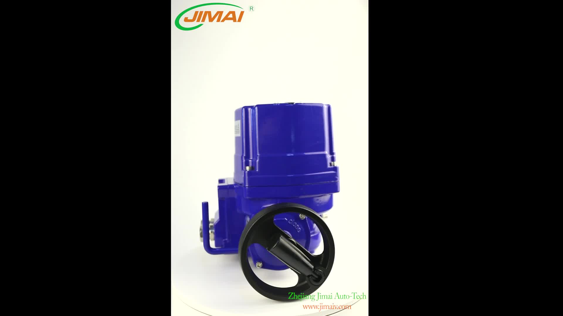 China Wholesale JIMAI QT Quarter Turn Electric Actuator Valve
