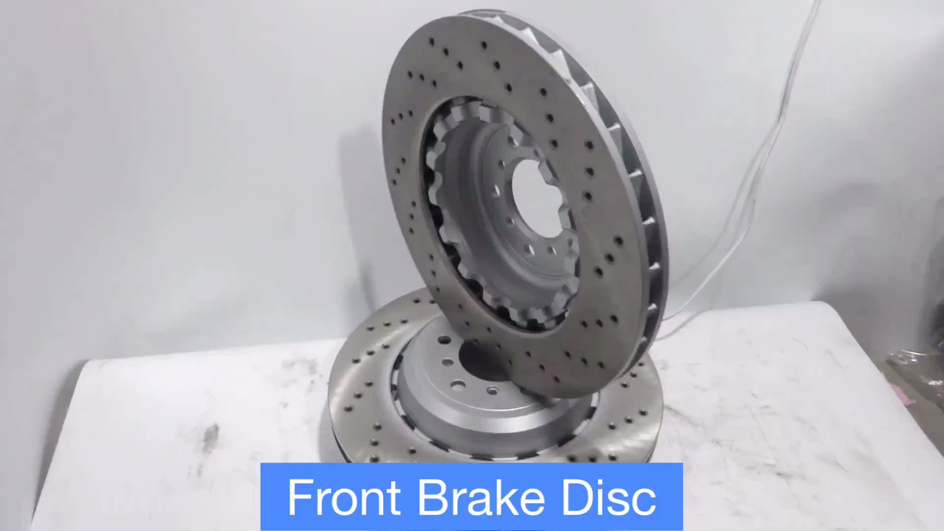 Brake Disc For Mitsubishi Triton L200 Pajero Sport MN102276