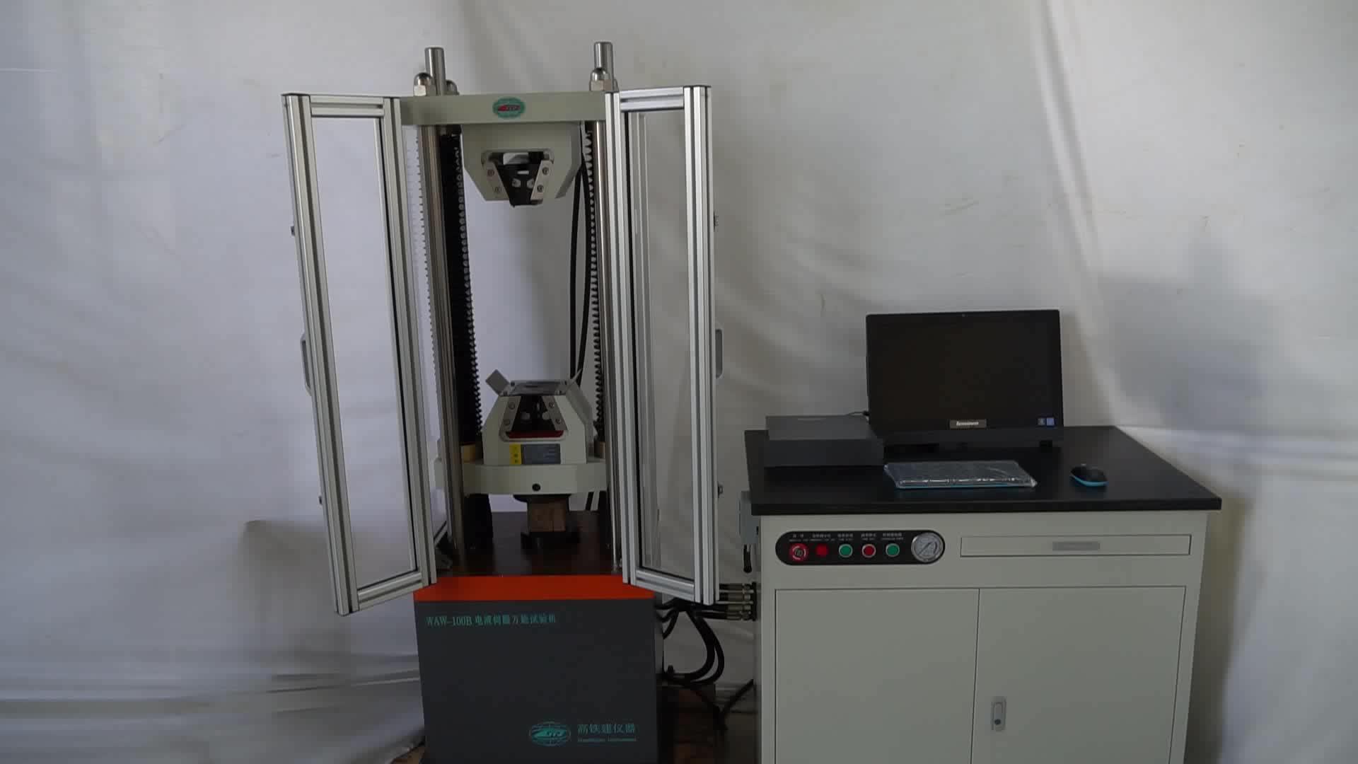 Universal ความแข็งแรงเดสก์ท็อปการทดสอบเครื่องจีนผู้ผลิตกันน้ำวัสดุ