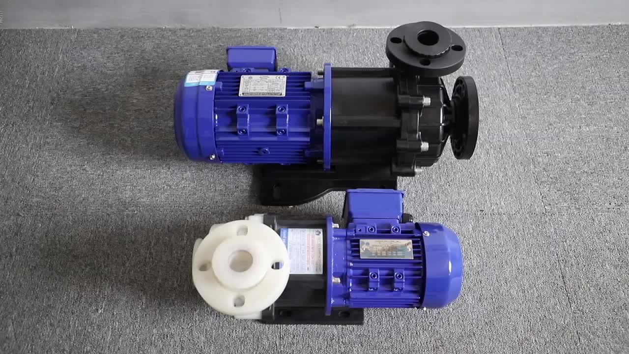 centrifugal pump magnetic acid pump supply in china
