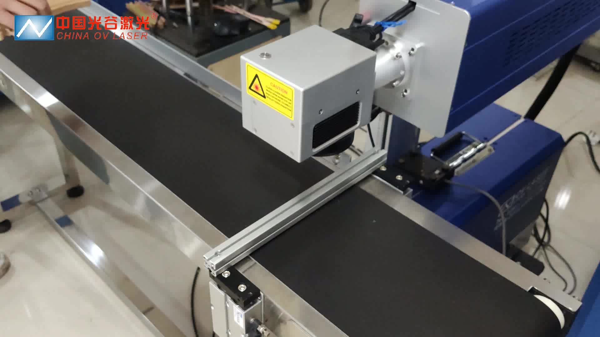 Co2 Galvo Desktop Laser 60W 100W Laser Marking Machines With Xy Electric Movable Working Table With Rotary Device