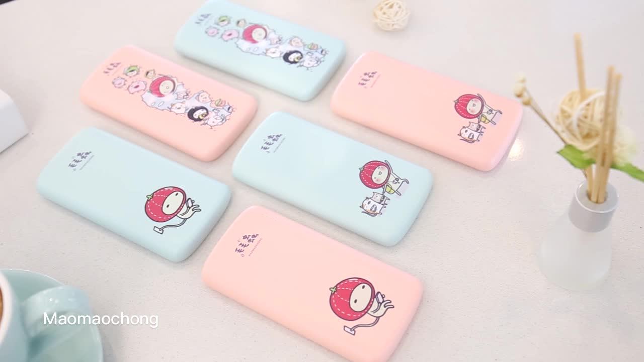 Alibaba online shopping 10000mah children adorable smart cartoon powerbank for mobile phone