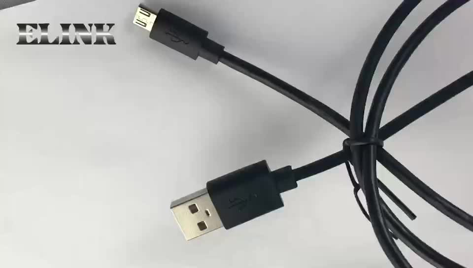 USB 2.0 A to Micro 5 pin Charging Data Cable Micro USB