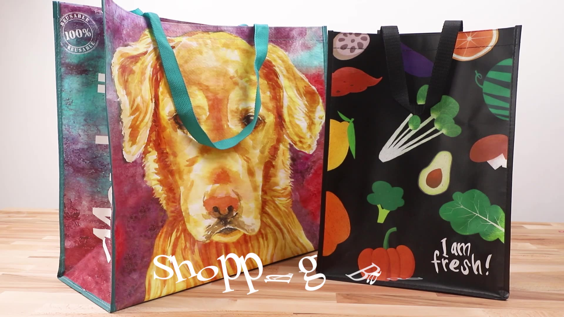 Wholesale Foldable Polyester Bag