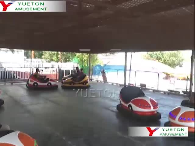 Unterhaltung Ausrüstung Maschinen Design Decke Grid Autoscooter Fahrten Arena Für Kinder