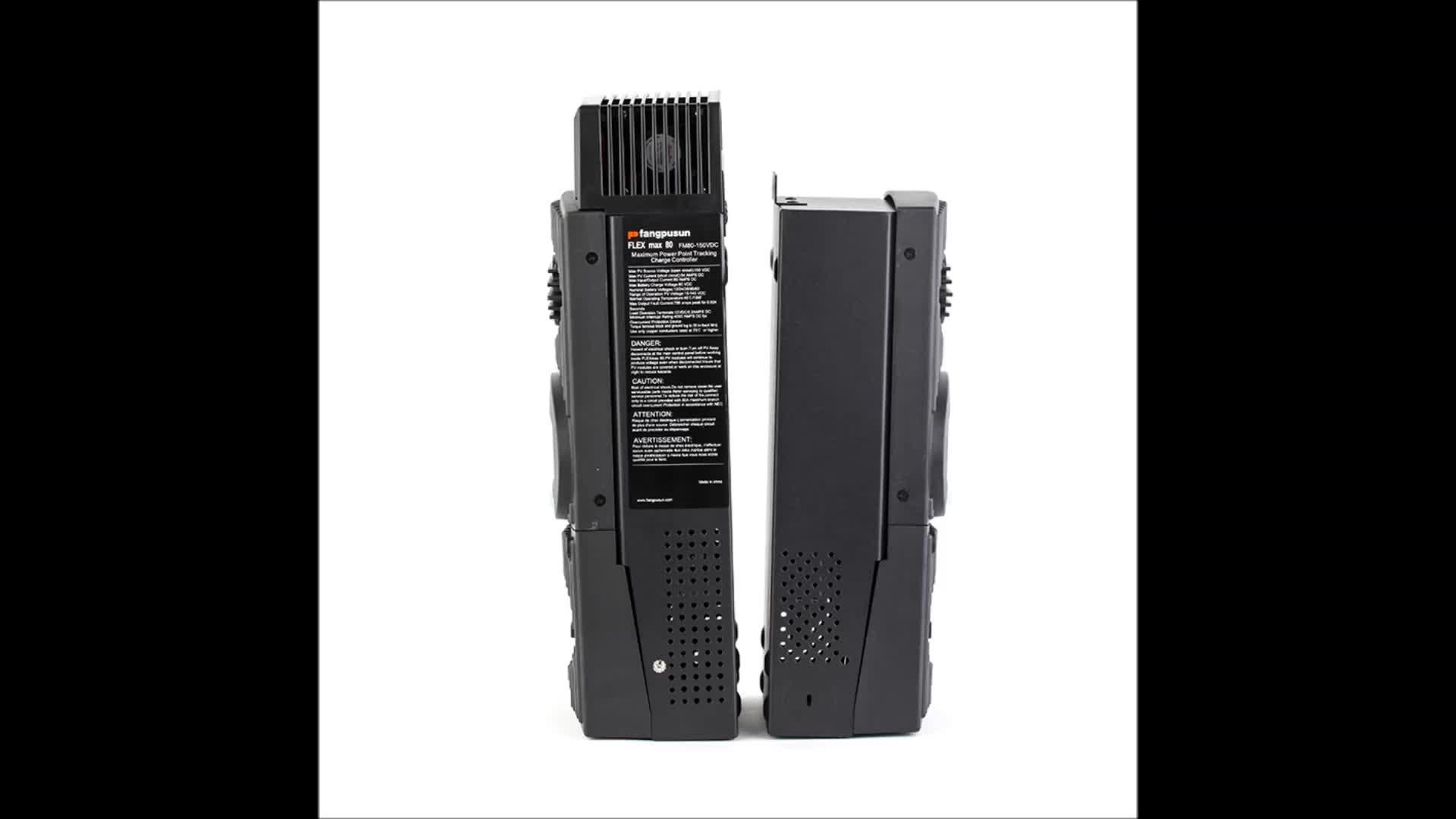 Pv controller mppt Solar + Controllers regulator 48v 60v 80A 60A solar laadregelaar made in China