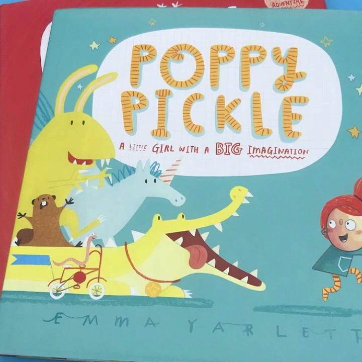 Top Kualitas Anak Bahasa Inggris Buku Cerita Penuh Warna Kustom Hardcover Anak-anak Cetak Buku