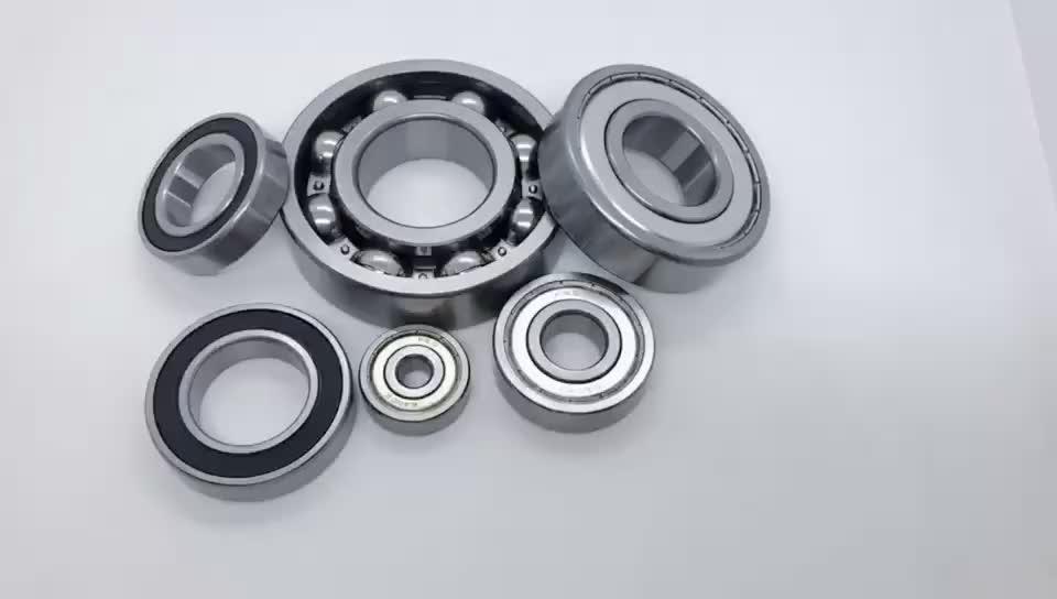 Deep groove ball bearings rubber seal 6310 6301-2rs bearing 6300