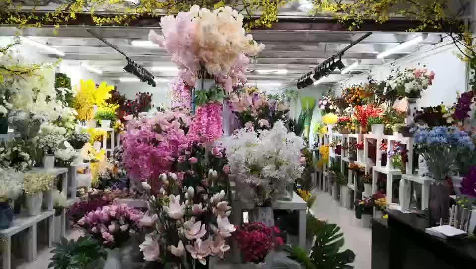 Chinese fabriek hot selling custom ingemaakte home decor grote malayan bonsai kunstmatige banyan boom