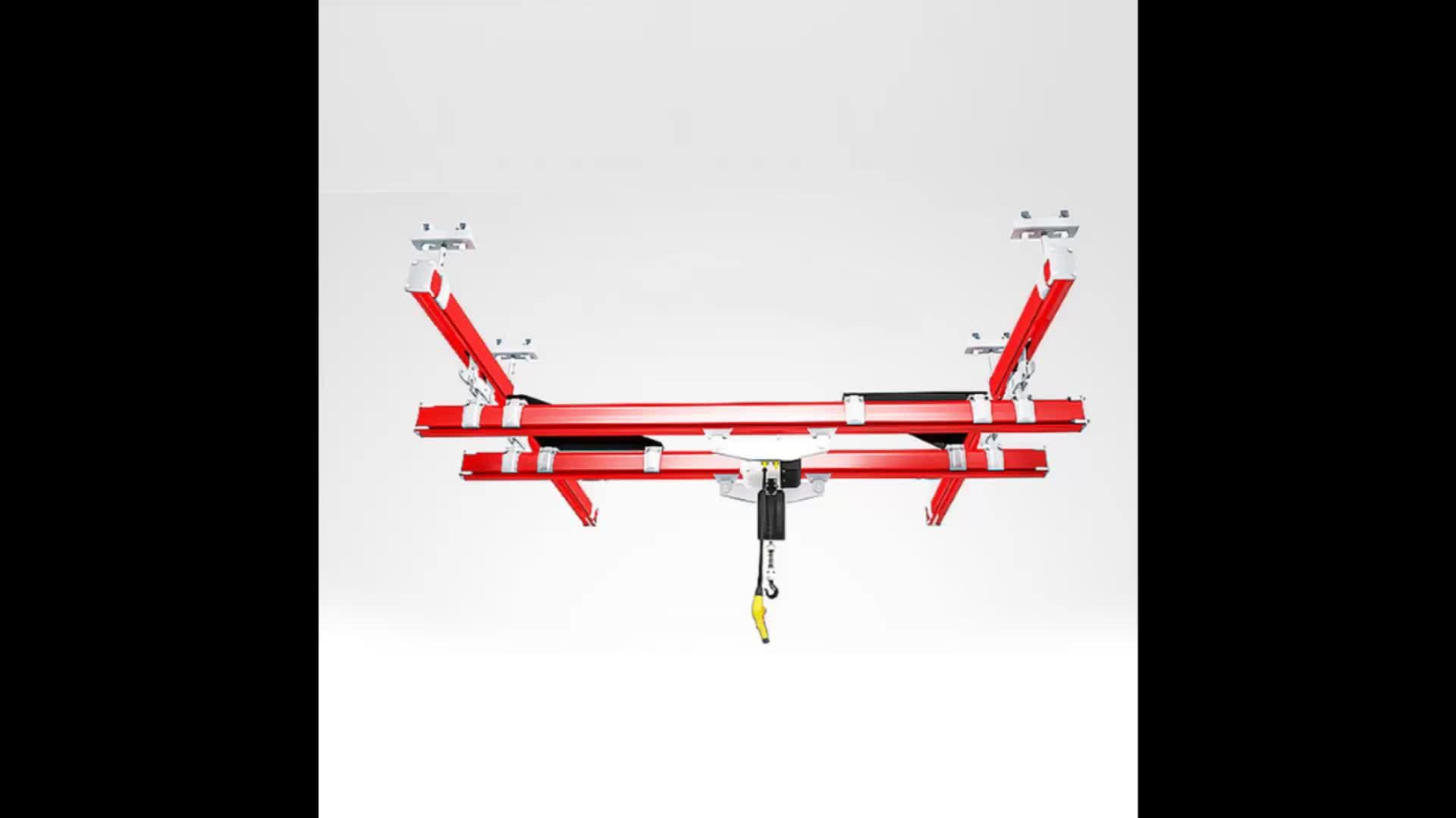 KBK Light Crane System With High Quality