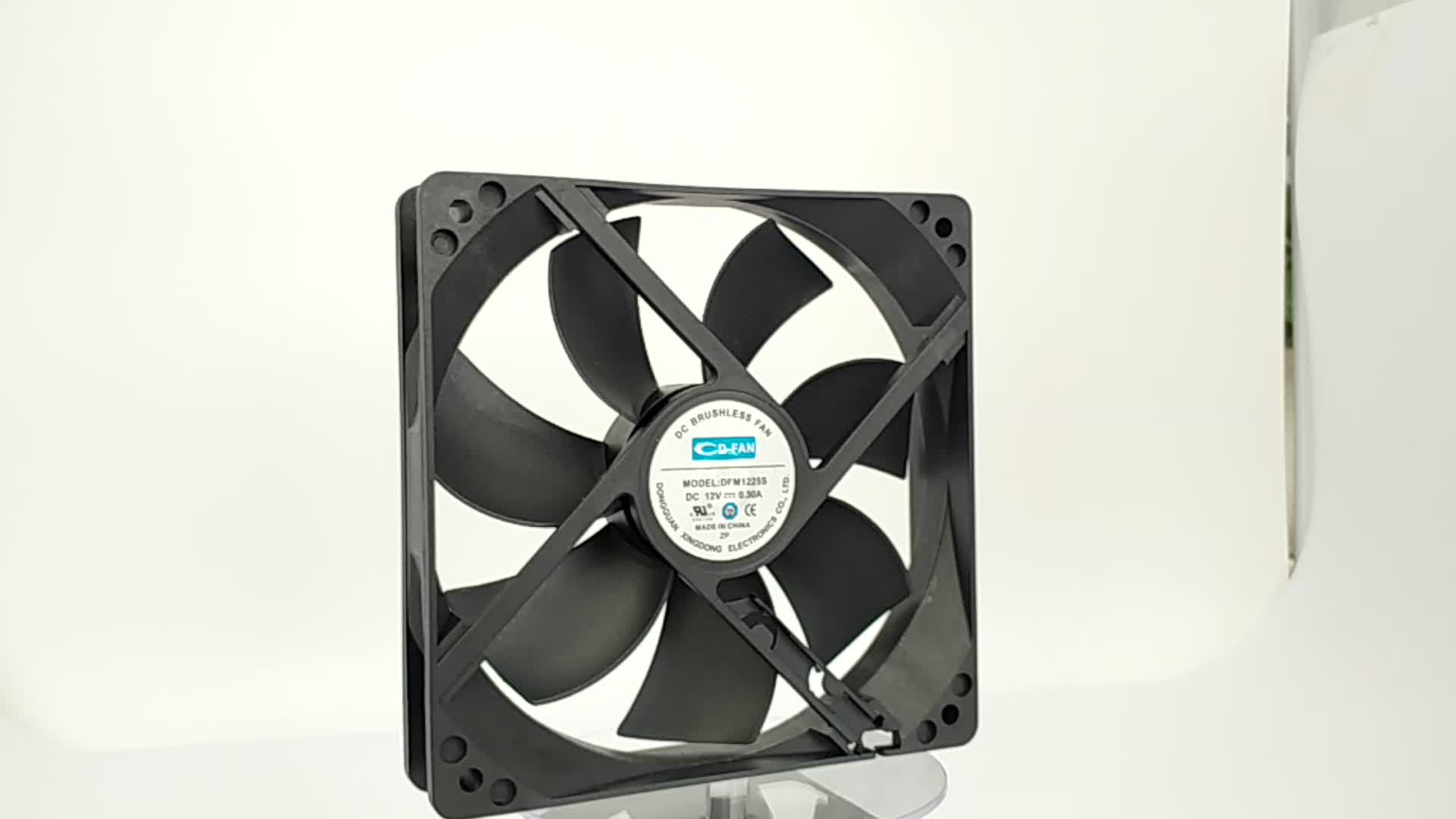 120x120x25 мм dc вентилятор компьютера 12v 24v с длинным рукавом/шариковый подшипник с низким уровнем шума 120mm вентилятор постоянного тока