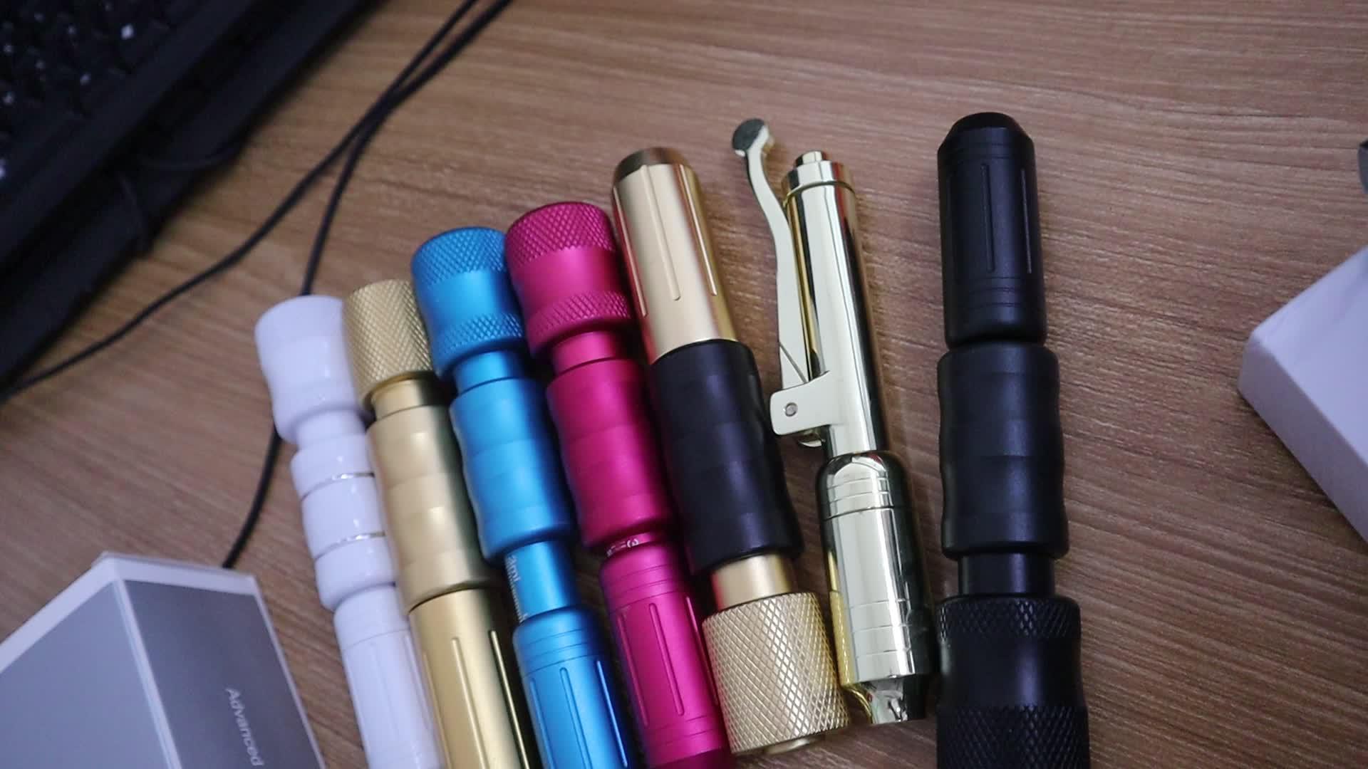 Hohe qualität Nadel Freies Injektor Hyaluronsäure Stift mit OEM Dienstleistungen