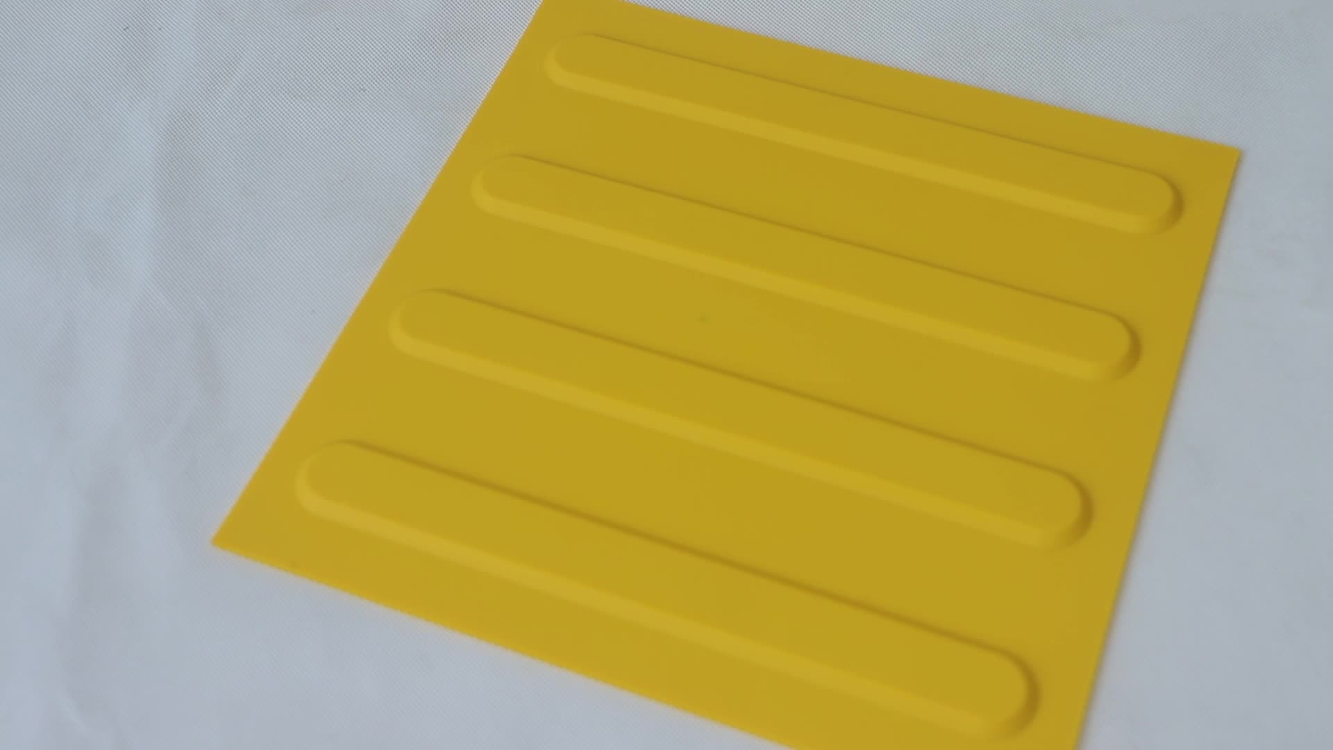 PVC Blind Tactile Rubber Floor Tiles