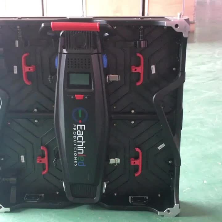 aliexpress eachin led Stage Rental LED Screen/Eachinled  hd p3.91 video led screen rental