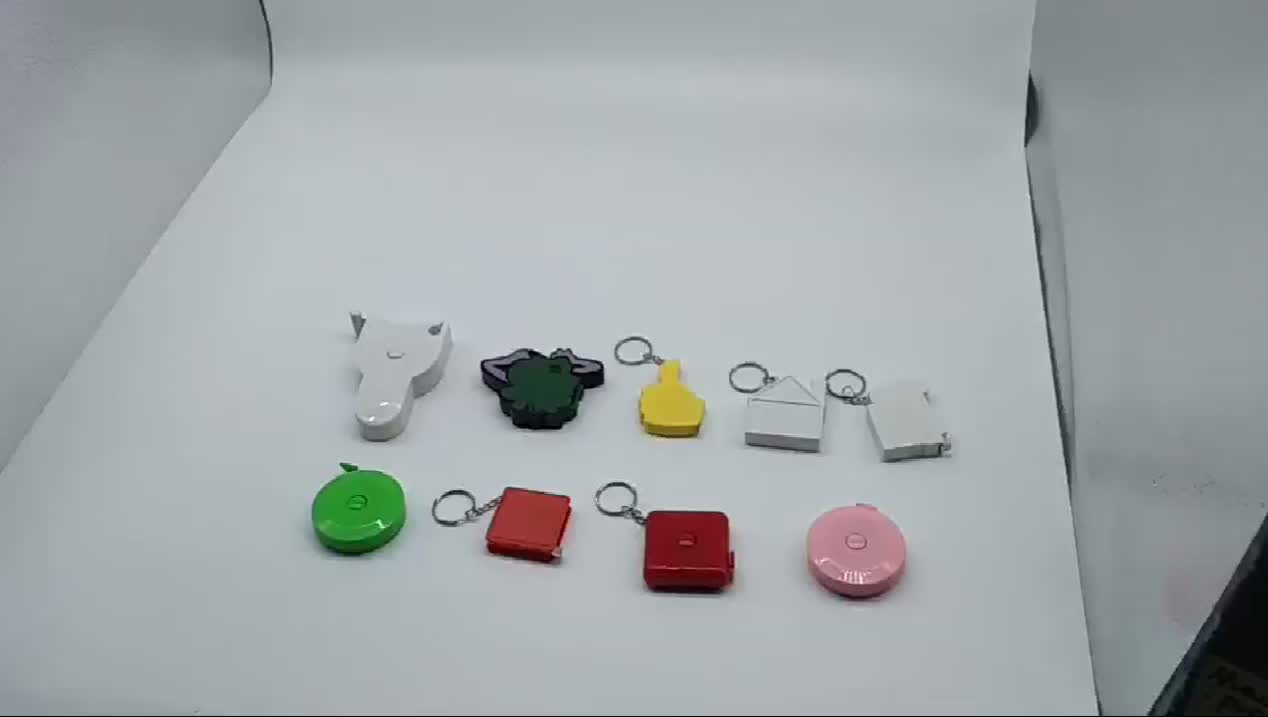 Tape Measure With Logo Printing Small Case Measure Tape