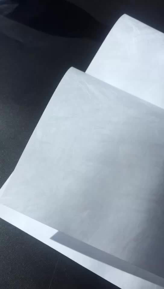 Waterproof and resistance feature of the 1070D 1073D 1082D Tyvek paper