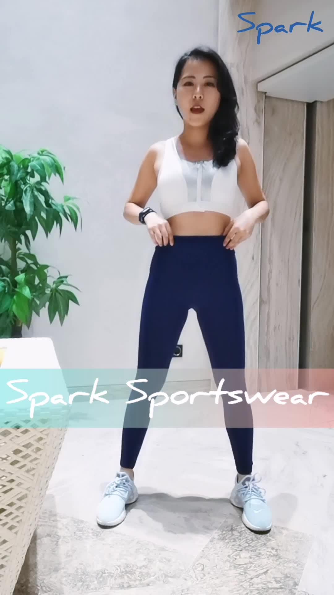 2019 Baru Tinta Percetakan Yoga Kebugaran Rompi Celana Olahraga Suit Yoga Suit Wanita