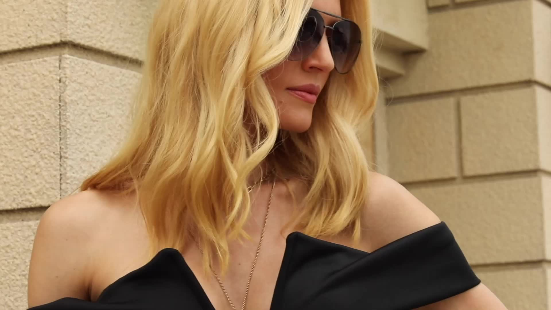 Hot Sale Ladies Stylish Off-the-shoulder Backless Midi Dress