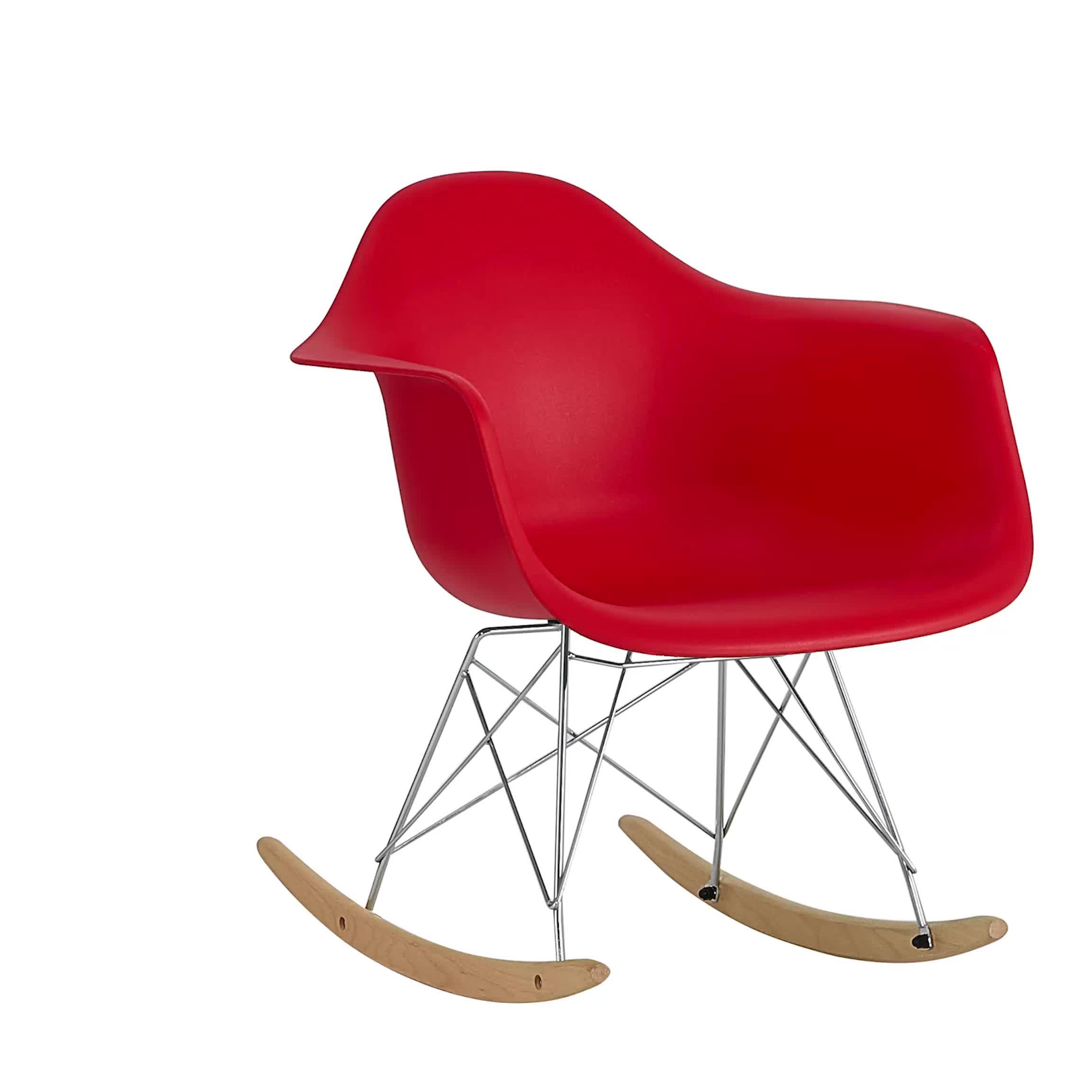 High Quality Inflatable Goyang Rekreasi Sofa Ruang Tamu Akrilik Kursi Plastik dengan Harga Murah