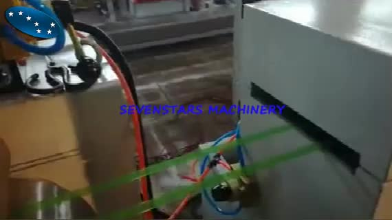 pet strap band making machine